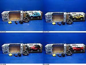 Радиоуправляемый джип со светозвуком, 23811D-17D