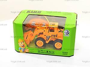Радиоуправляемый экскаватор для детей, 6904