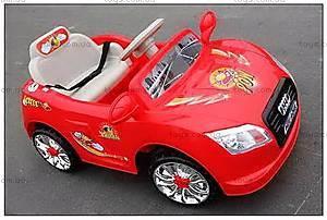 Радиоуправляемый электромобиль Audi, красный, A018 КР