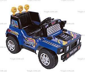 Радиоуправляемый электромобиль-джип, синий, 03010379
