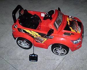 Радиоуправляемый электромобиль Fame Story, FS680-RED