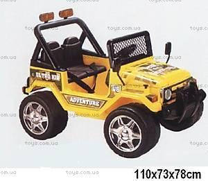 Радиоуправляемый электромобиль, желтый, BS618-YELLOW
