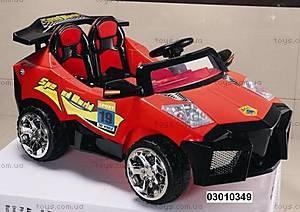 Радиоуправляемый электромобиль, красный, 03010349 KP