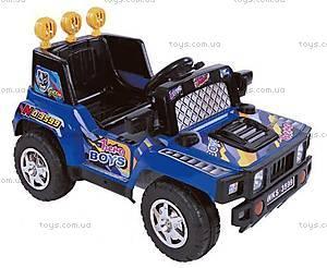 Радиоуправляемый электромобиль «Полиция», YC188-BLUE