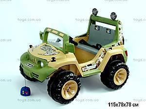 Радиоуправляемый электромобиль, зеленый, KL02-GREEN