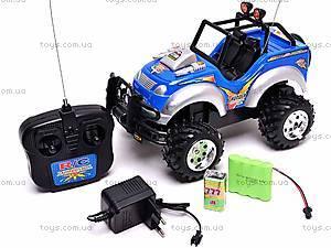 Радиоуправляемый игрушечный джип для детей, HQ3013