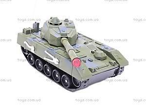 Радиоуправляемый игрушечный танк, 2820, купить