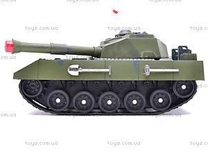 Радиоуправляемый игрушечный танк, 2820, фото