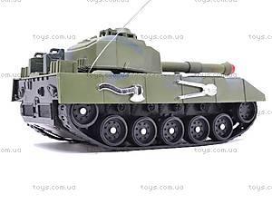 Радиоуправляемый игрушечный танк, 2820, отзывы