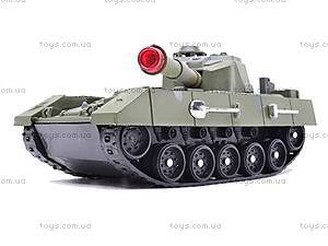 Радиоуправляемый игрушечный танк, 2820, цена