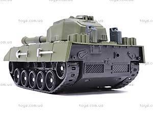 Радиоуправляемый игрушечный танк, 2820, игрушки