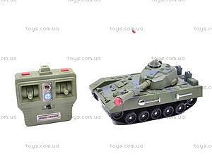 Радиоуправляемый игрушечный танк, 2820