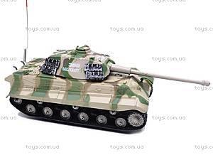 Радиоуправляемый игрушечный танк, детский, 387C, купить