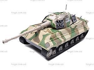 Радиоуправляемый игрушечный танк, детский, 387C, фото