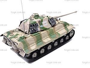 Радиоуправляемый игрушечный танк, детский, 387C, цена