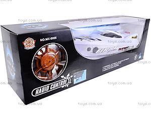 Радиоуправляемый катер для детей, MX-0006-28