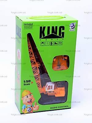 Радиоуправляемый кран для детей, 7101