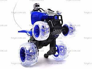 Радиоуправляемый квадроцикл с пилотом, 666-MT06, купить