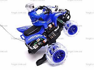 Радиоуправляемый квадроцикл с пилотом, 666-MT06, цена