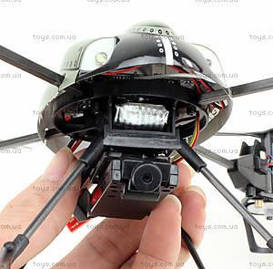 Радиоуправляемый квадрокоптер с камерой, WL-V959, игрушки