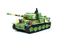 Радиоуправляемый мини-танк Tiger, GWT2117-1, фото