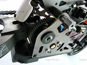 Радиоуправляемый мотоцикл Burstout Brushed, красный, MX400r, купить