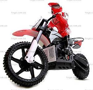 Радиоуправляемый мотоцикл Burstout Brushed, красный, MX400r, игрушки