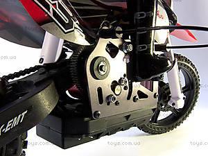 Радиоуправляемый мотоцикл Burstout Brushed, красный, MX400r, toys