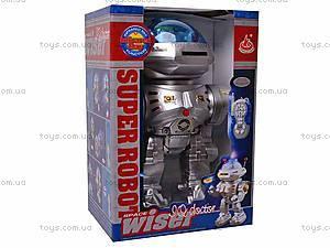 Радиоуправляемый музыкальный робот, 28072, фото
