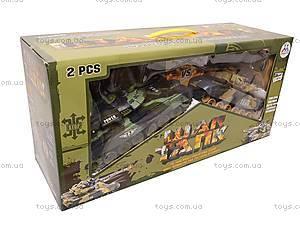 Радиоуправляемый набор танков, 9993-1, купить
