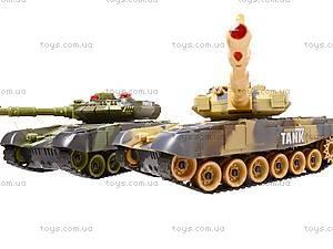 Радиоуправляемый набор танков, 9993-1, фото