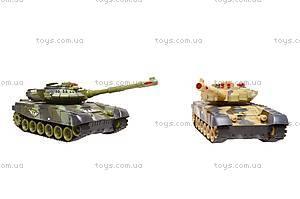 Радиоуправляемый набор танков, 9993-1, отзывы