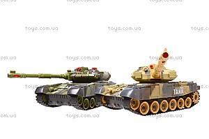 Радиоуправляемый набор танков, 9993-1, цена