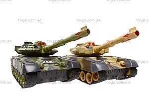 Радиоуправляемый набор танков, 9993-1, магазин игрушек