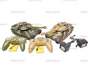 Радиоуправляемый набор танков, 9993-1