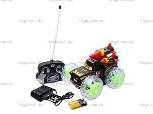Радиоуправляемый перевертыш «Тачки» детский, 008-360Y1, игрушки