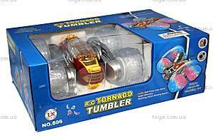 Радиоуправляемый перевертыш Tornado Tumbler, красный, LX-606r, купить