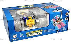 Радиоуправляемый перевертыш Tornado Tumbler, синий, LX-606b, купить