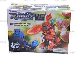 Радиоуправляемый робот для боёв, 8001, игрушки