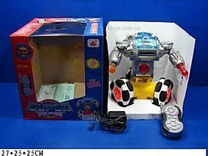 Радиоуправляемый робот, на колесах, 28123