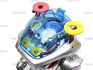 Радиоуправляемый робот стреляющий дисками, 0908, цена