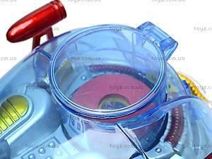 Радиоуправляемый робот стреляющий дисками, 0908, магазин игрушек