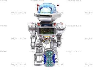 Радиоуправляемый робот стреляющий дисками, 0908, toys.com.ua