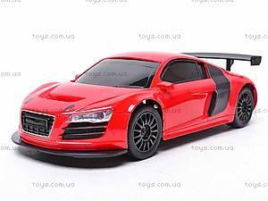 Радиоуправляемый спорткар, красный, 3688-F2ABC