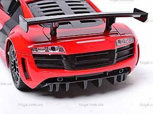 Радиоуправляемый спорткар, красный, 3688-F2ABC, купить