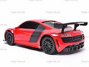 Радиоуправляемый спорткар, красный, 3688-F2ABC, фото