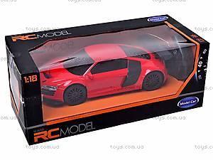 Радиоуправляемый спорткар, красный, 3688-F2ABC, отзывы