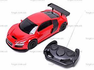 Радиоуправляемый спорткар, красный, 3688-F2ABC, игрушки