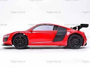 Радиоуправляемый спорткар, красный, 3688-F2ABC, детские игрушки