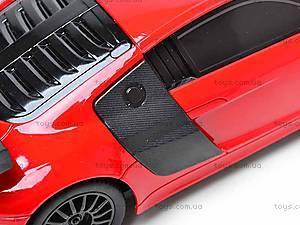 Радиоуправляемый спорткар, красный, 3688-F2ABC, toys.com.ua